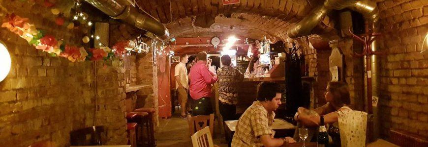 Lampas Bar Budapest