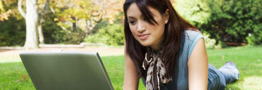 online oktatás