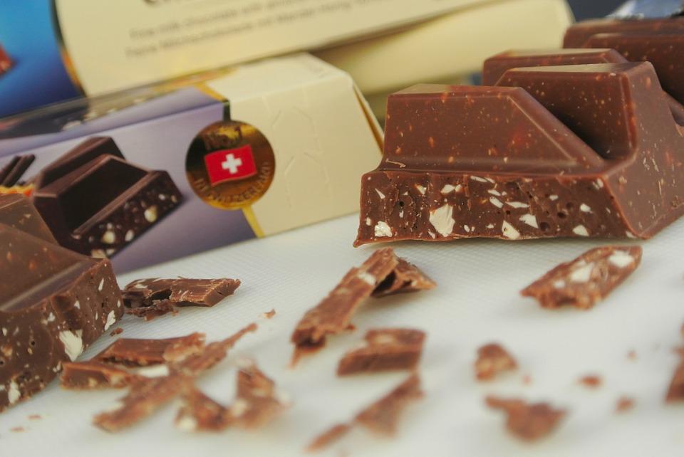 Svájci csokoládé