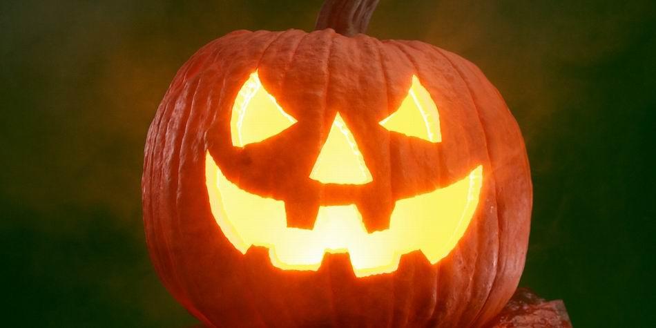 Halloween tök